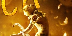cats musical movie poster