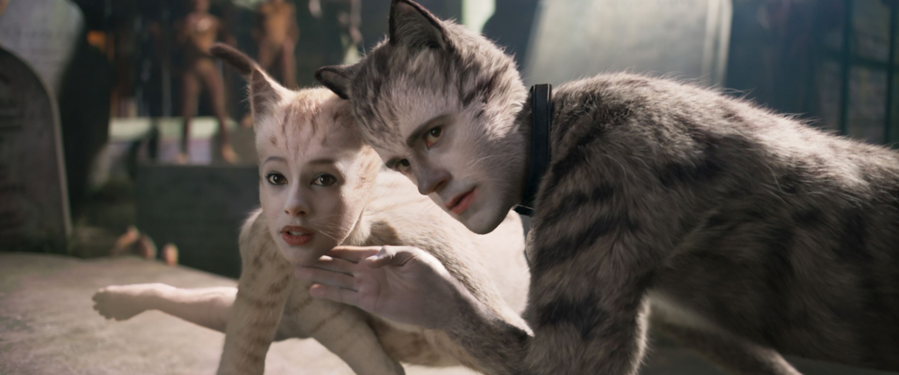 Cats is getting an updated version in cinemas with better CGI