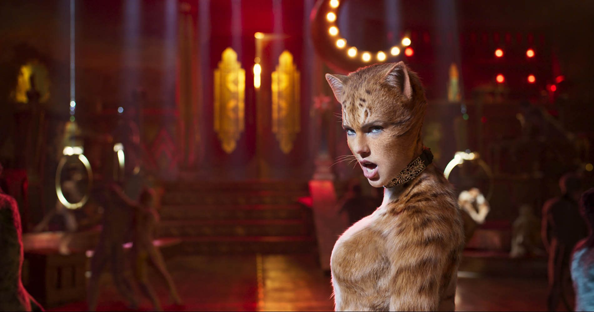 Here's Your First Look at Taylor Swift and Jennifer Hudson in the 'Cats' Trailer