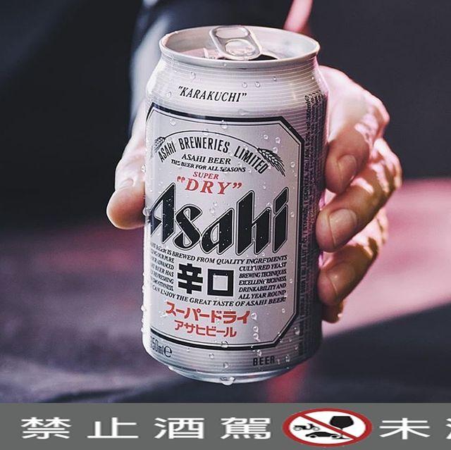 asahi super dry 辛口餐酒限定店