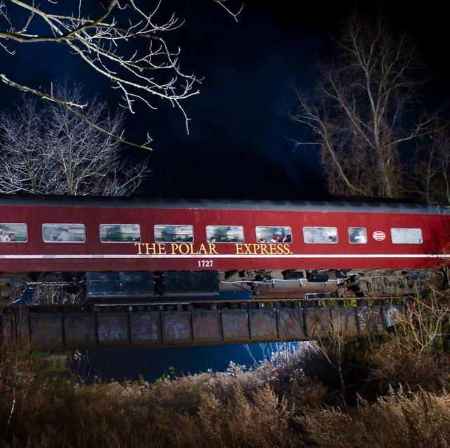 Christmas Train Rides 2020 19 Best Polar Express Train Rides in 2020   Christmas Train Rides