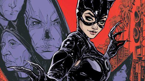 Fictional character, Superhero, Batman, Fiction, Comics, Supervillain, Illustration, Catwoman, Comic book,