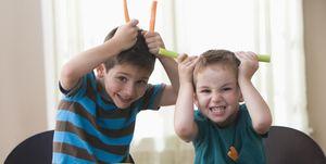 recetas que cuidan de la salud de sus hijos