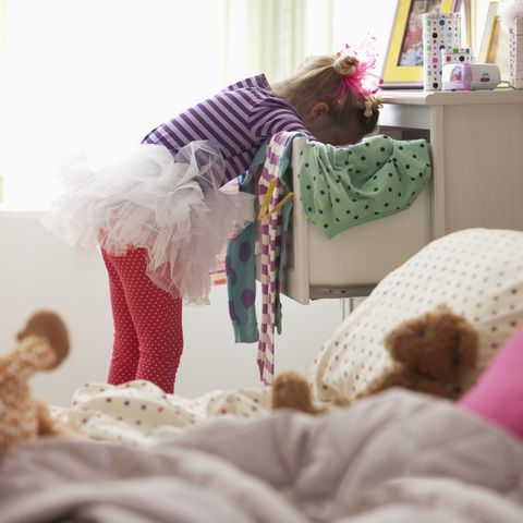 Child safety precautions for furniture