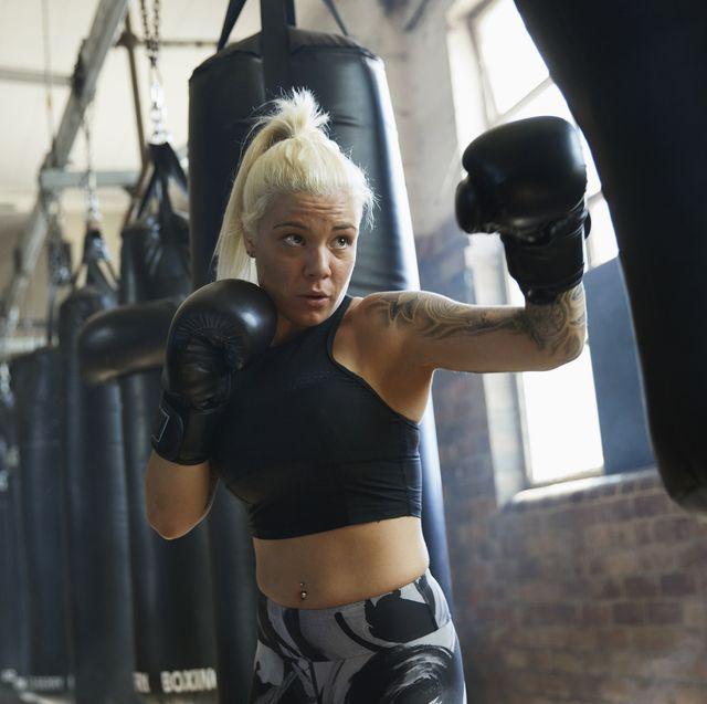 boxing benefits