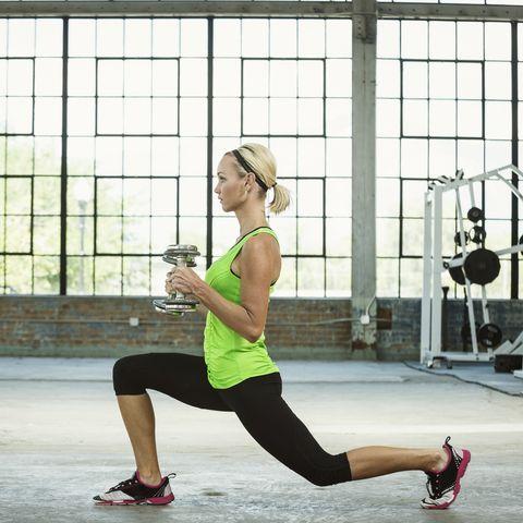 bodyweight vs weights - women's health uk