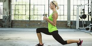 bodyweight vs weights - women's health uk