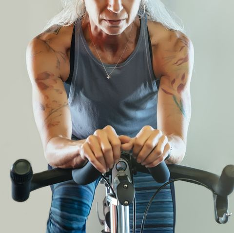 Interval Sprints Can Reverse Some of the Muscle-Sapping Effects of Aging in Women