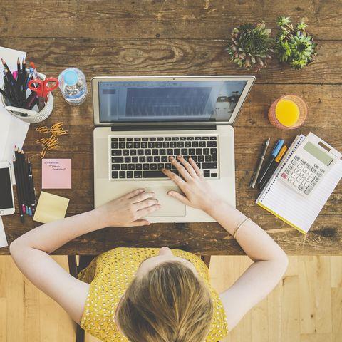 overwhelm at work - women's health uk