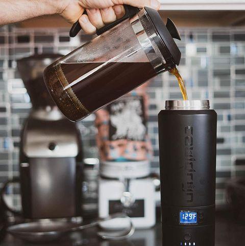 cauldryn coffee smart travel mug