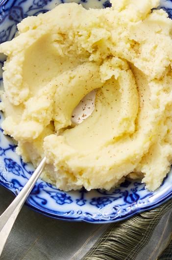 Cauliflower and Potato Mash