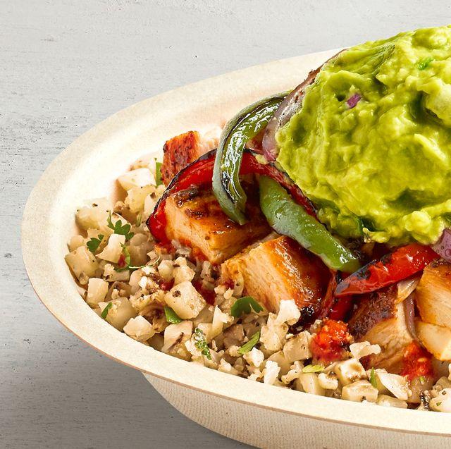 chipotle cilantro lime cauliflower rice