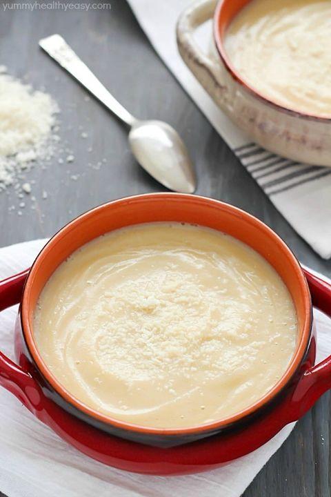 Dish, Food, Cuisine, Ingredient, Velouté sauce, Cream, Dessert, Dip, Aioli, Tahini,