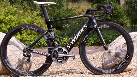 Mark Cavendish Specialized Venge ViAS