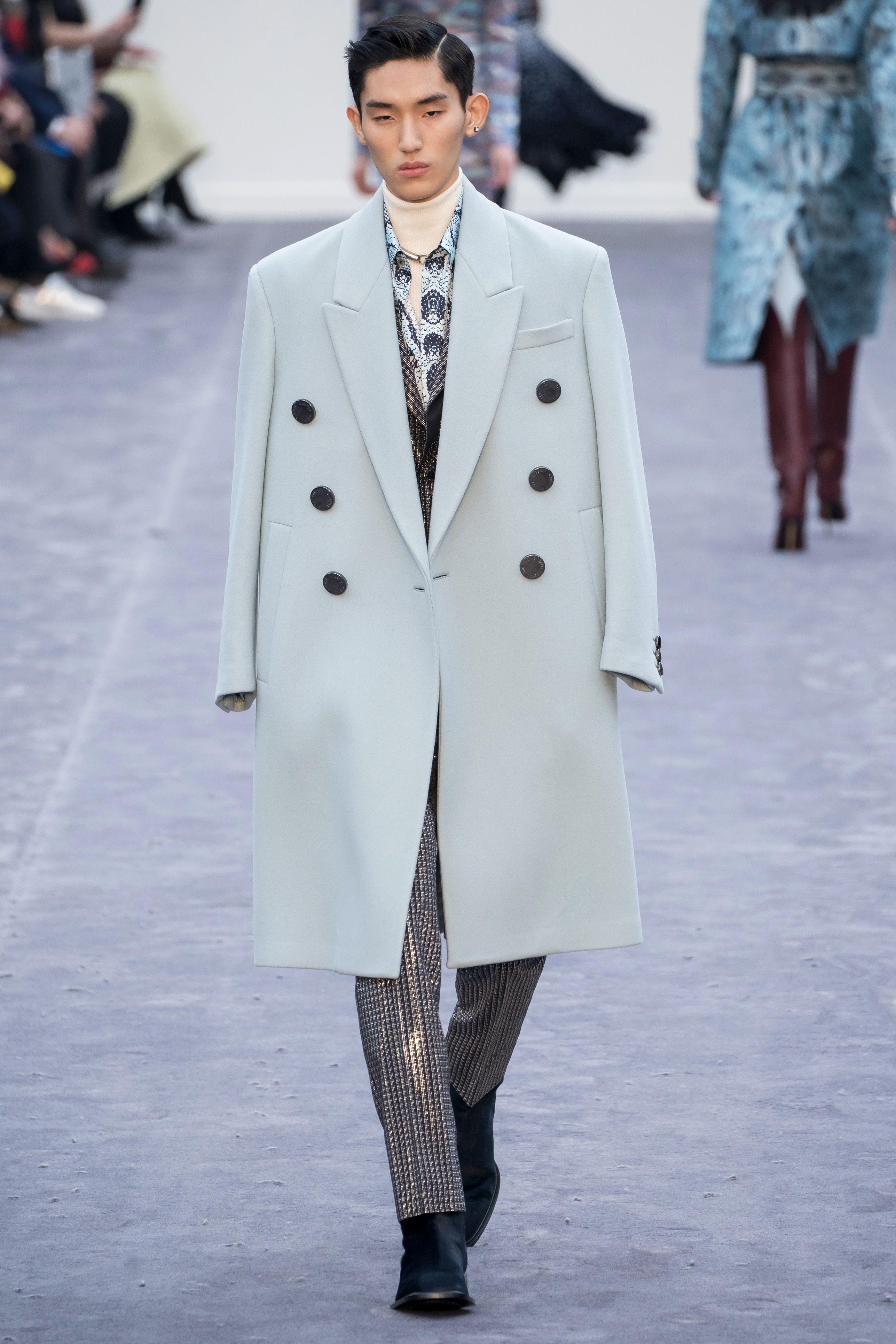 Giacca Da Camera Uomo Milano : L eleganza eccentrica nella moda uomo del prossimo inverno
