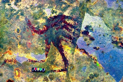 Painting, Watercolor paint, Art, Acrylic paint, Paint, Visual arts, World,