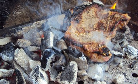 10 Foods Every Man Must Grill - #2: Caveman T-Bones