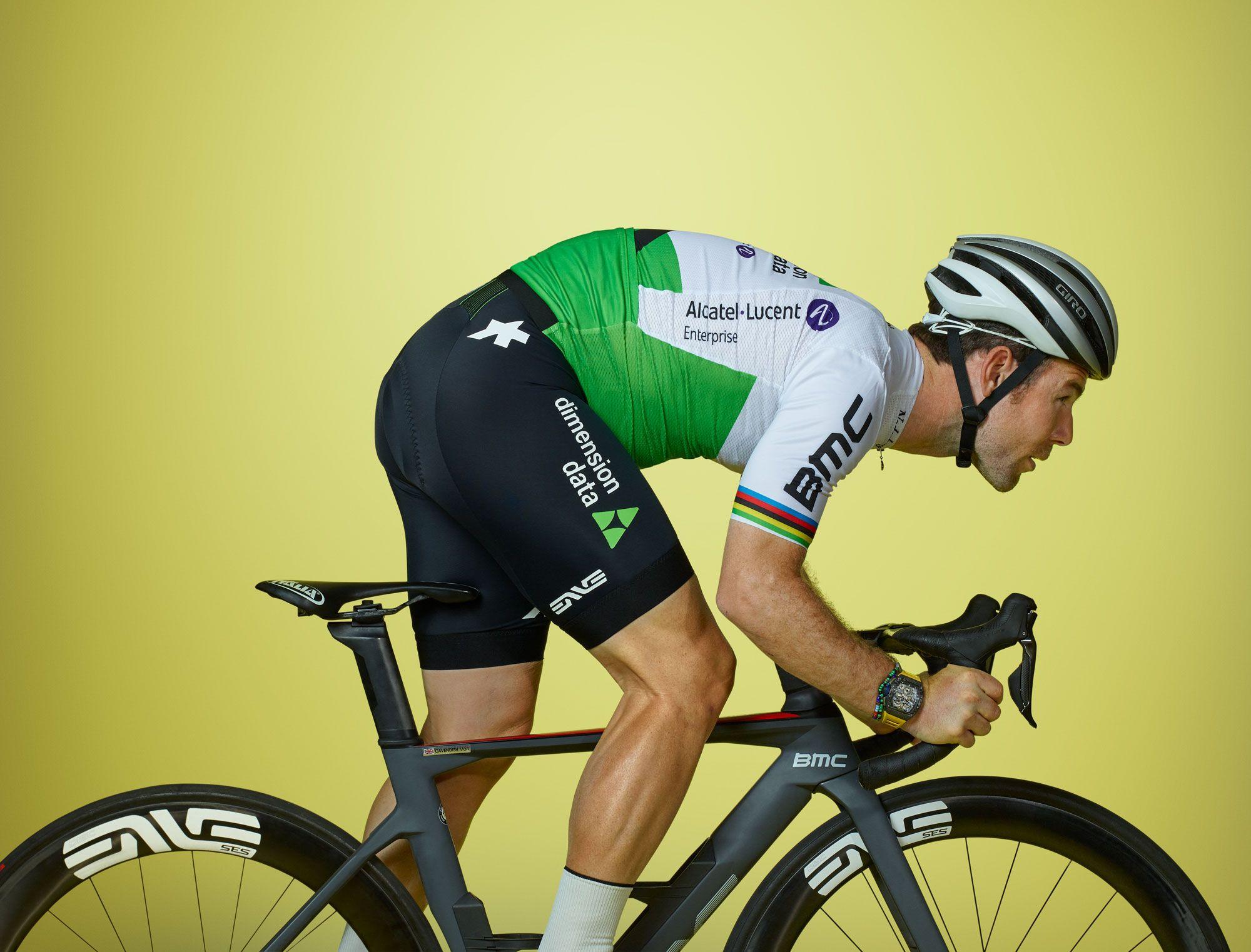 Mark Cavendish: My Training Week