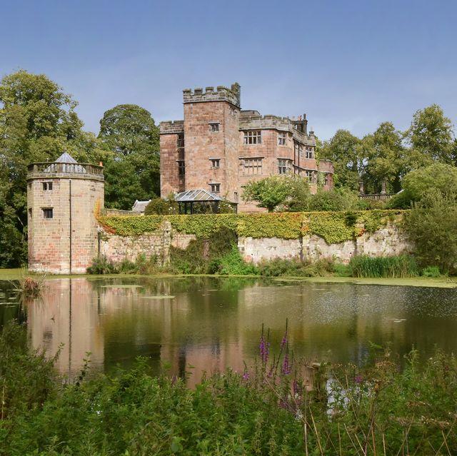 grade i listed historic castle for sale in stoke on trent