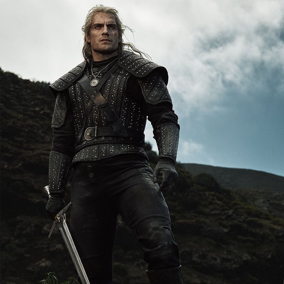 Henry Cavill Explains How He Built Muscle and Burned Fat Simultaneously for 'The Witcher'