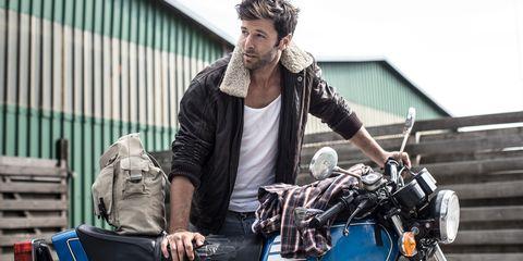 59a84ac4c12600 chaquetas cuero hombre, cazadora cuero hombre, cazadora piel hombre, chaqueta  piel hombre,