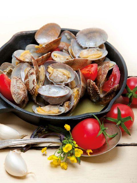 Dish, Food, Cuisine, Clam, Ingredient, Seafood, Bivalve, Produce, Mussel, Recipe,