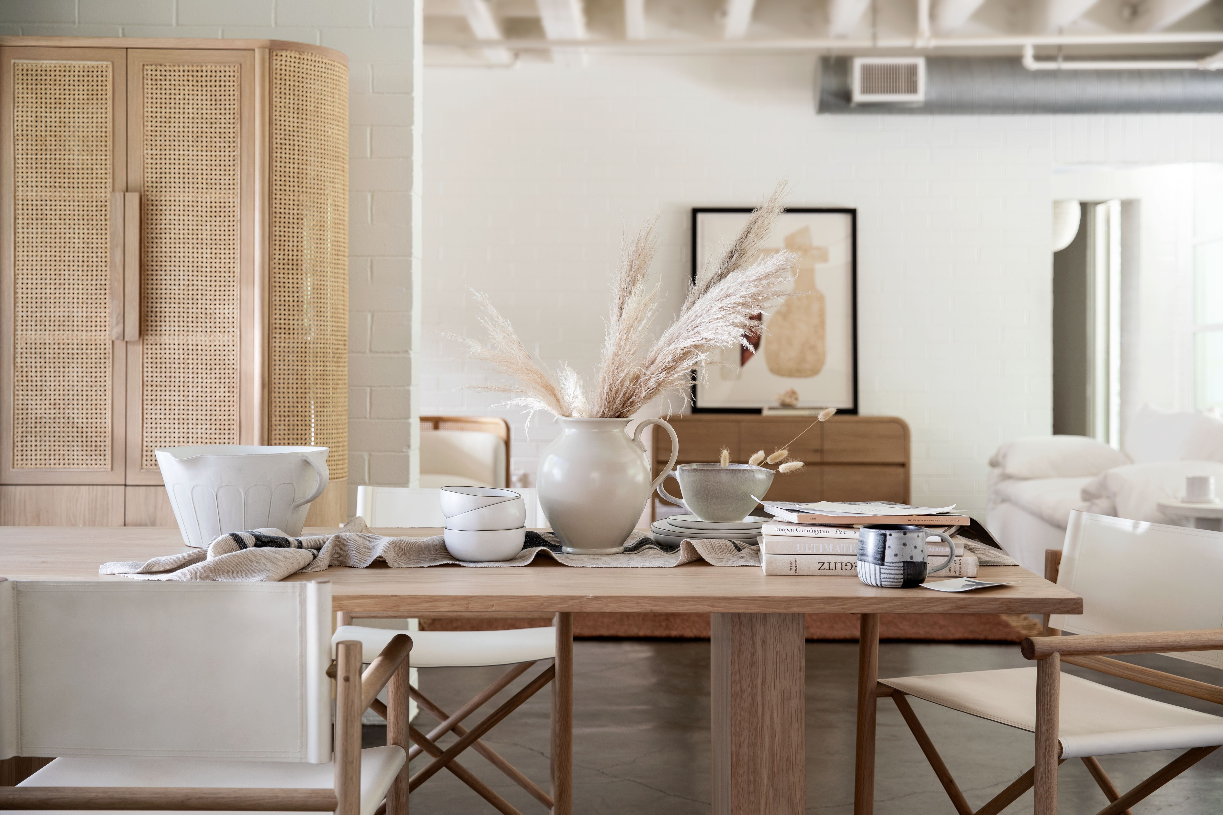 Leanne Ford Launches Tabletop Collection For Crate Barrel