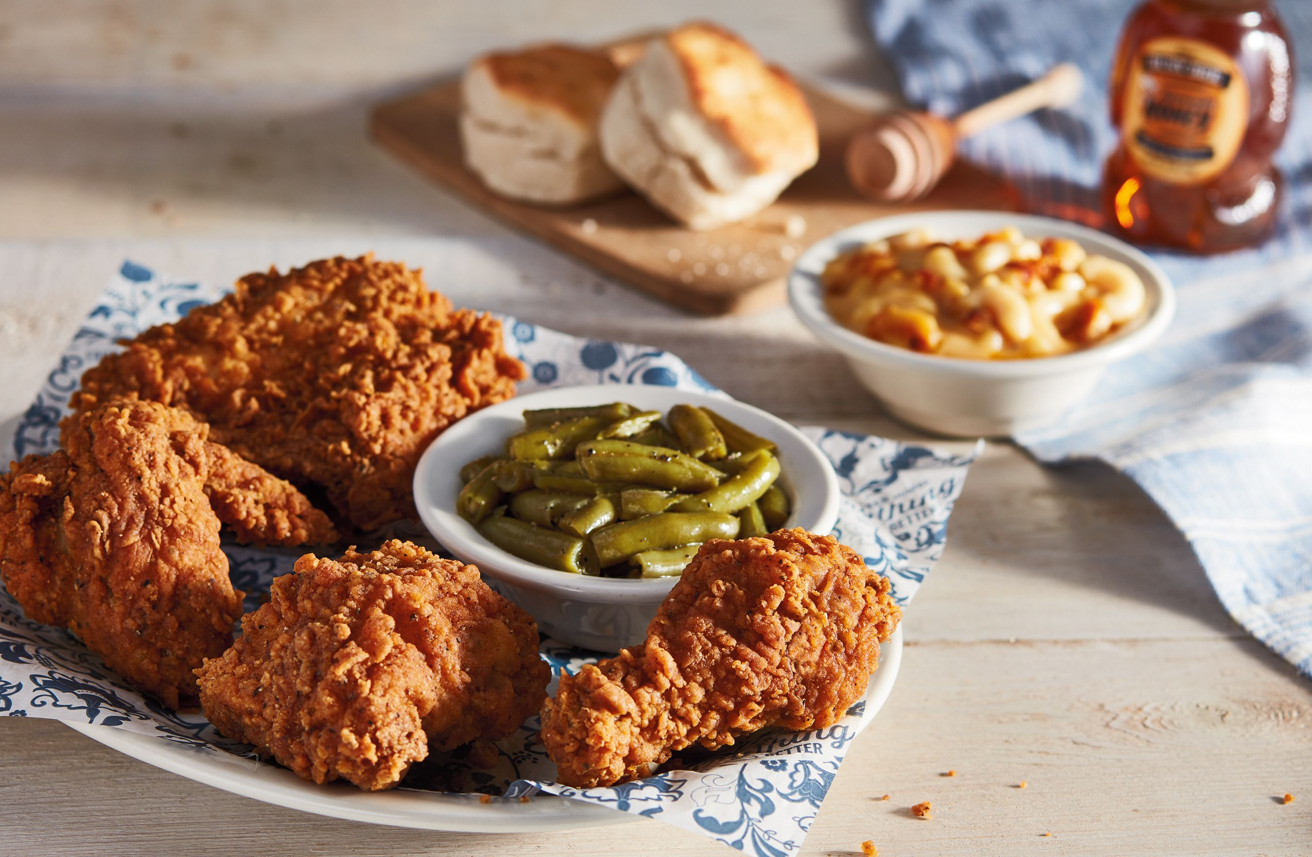 Cracker Barrel Finally Added Southern Fried Chicken To Its Menu In Honor Of Its 50th Anniversary