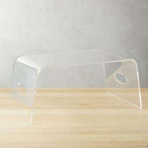 Cb2 Acrylic Bed Tray