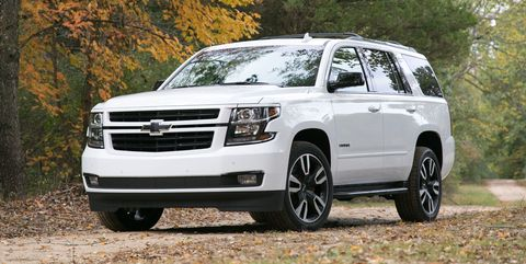 2018 Chevrolet Tahoe RST Edition