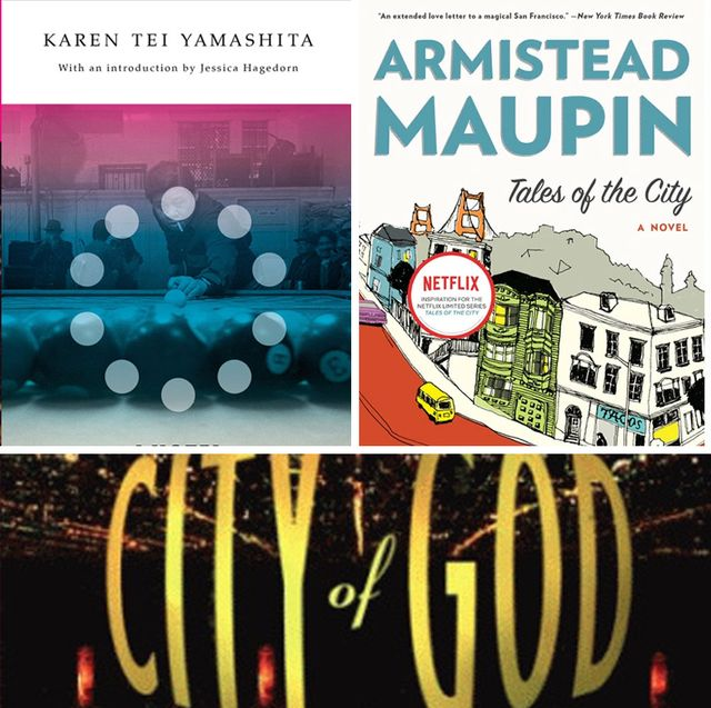 year in review 2020, california book club panelists, i hotel, tales of the city, day of the locust, city of quartz, city of god, mildred pierce