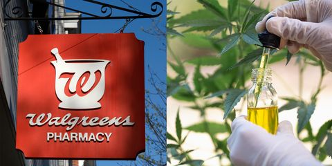 Walgreens Is Bringing CBD Products To 1500 Stores Across The
