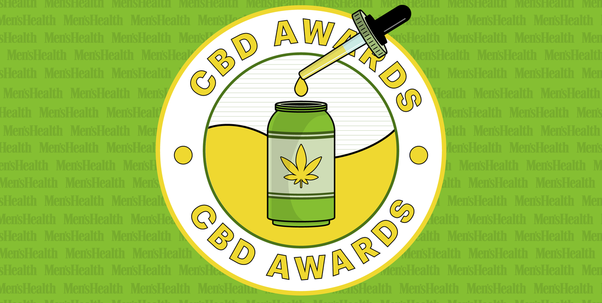 The Top CBD Products of 2019: The Men's Health CBD Awards