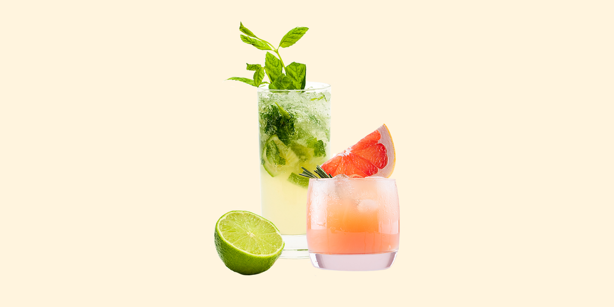 We Mixed Up 6 CBD Cocktails—Care to Join Us?