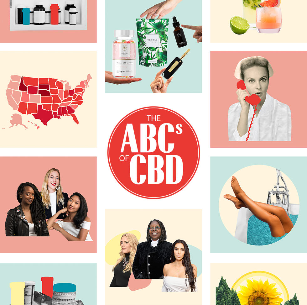 ABCs Of CBD - Cover