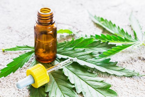 CBD oil will be available from the NHS next month. What is it?