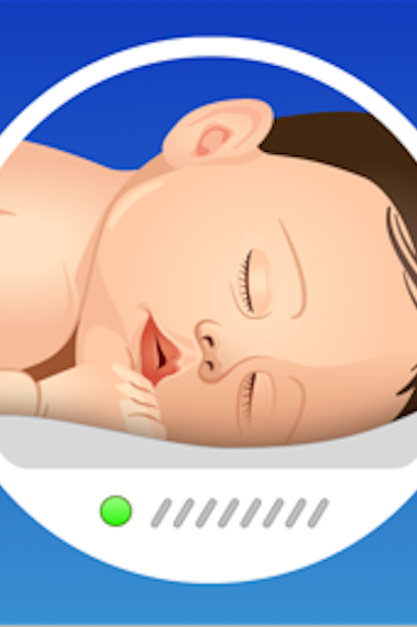 Baby Apps Cloud Baby Monitor