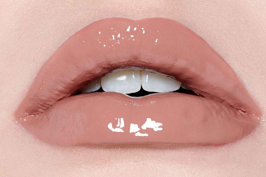 媚比琳,光療鏡漾唇釉,唇紋,唇彩