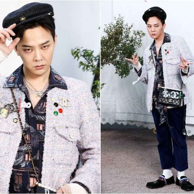 Clothing, Fashion, Street fashion, Uniform, Headgear, Cool, Jeans, Outerwear, Cap, Suit,