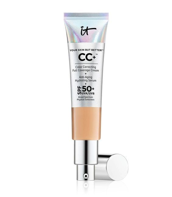 Best full coverage foundation for mature skin