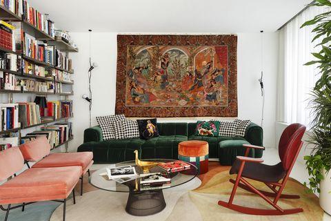 rug brand cc tapis founders' house milan