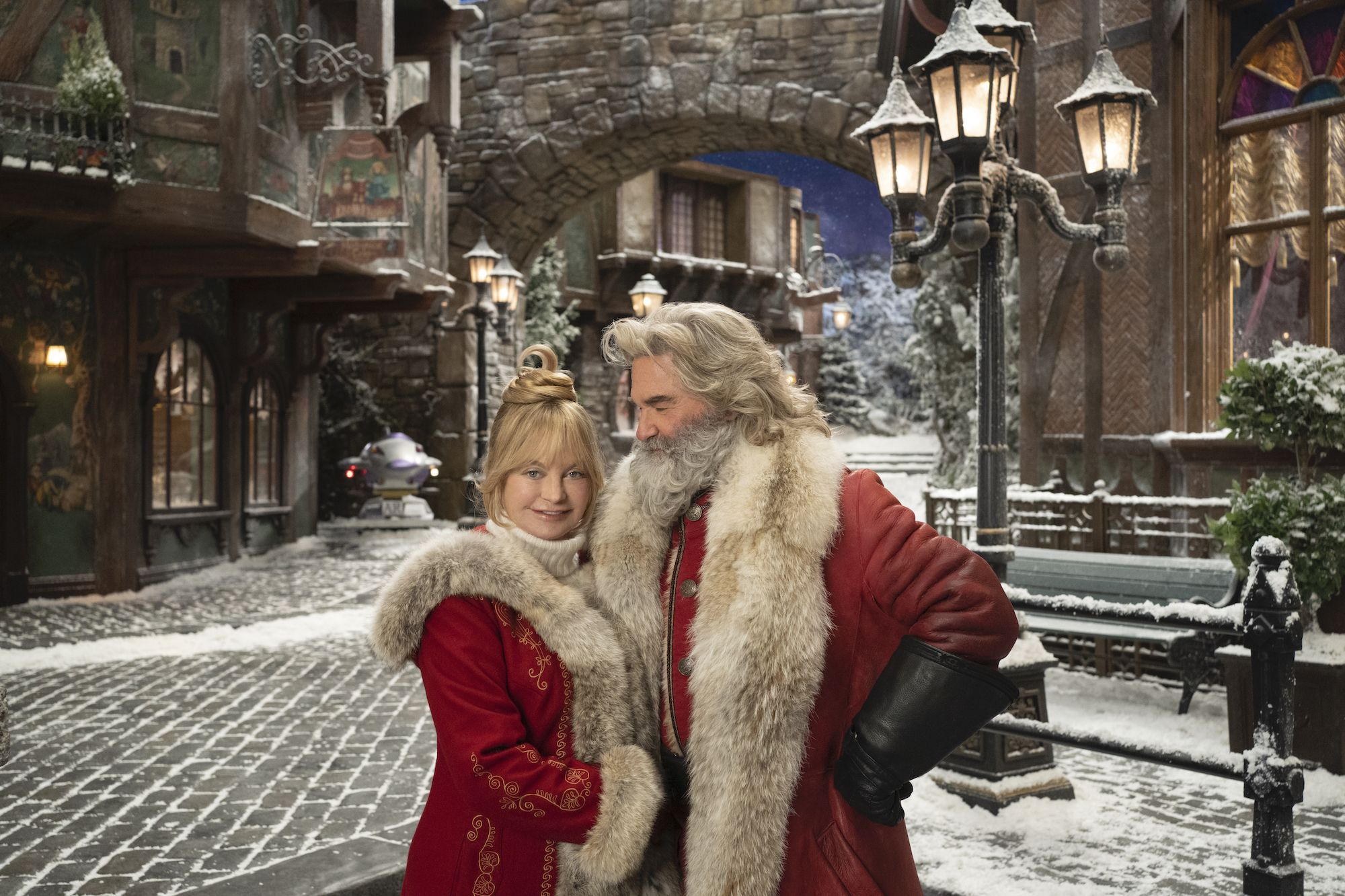 The Christmas Chronicles: 2 Will Star Kurt Russell and Goldie Hawn Again