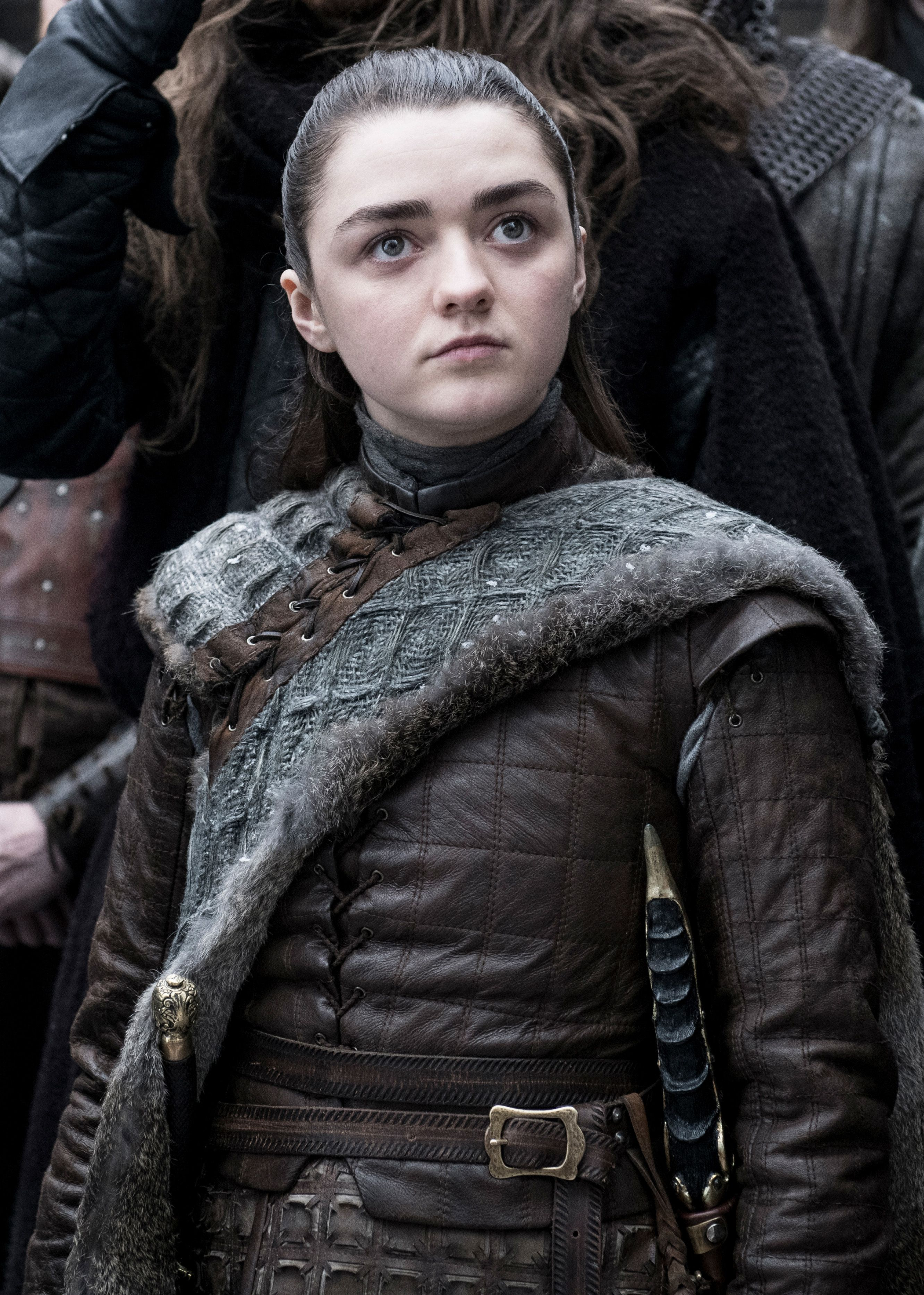 """Arya's New Weapon on 'Game of Thrones' Is Going to Be a """"Showstopper"""""""