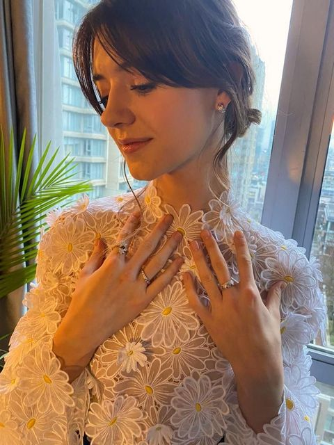 The best jewellery moments from the 2021 Golden Globes