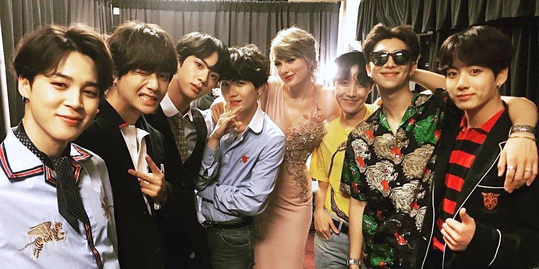 BTS,防彈少年團, FAKE LOVE,告示牌音樂大獎,Billboard