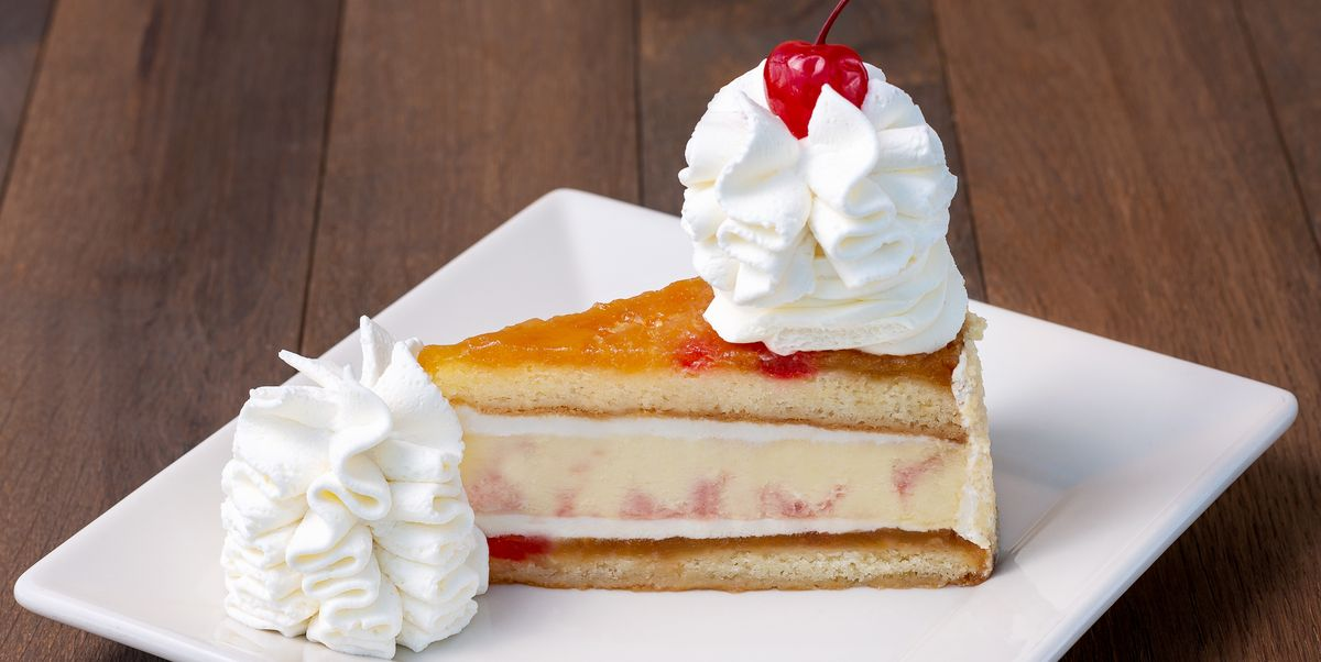 Cheesecake Factory Unveils Pineapple Upside Down Cake To
