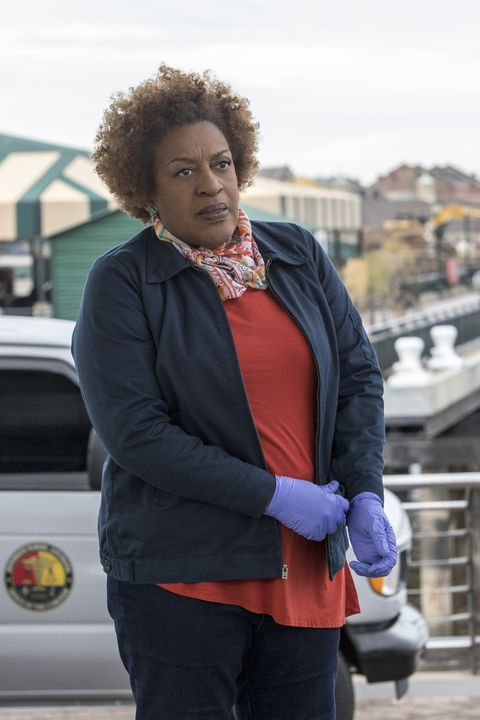 cch pounder ncis new orleans