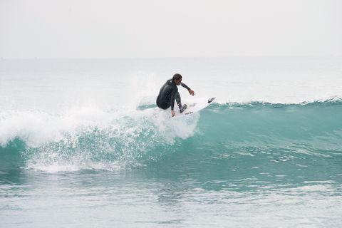 Wave, Surfing, Surfing Equipment, Wind wave, Surface water sports, Boardsport, Surfboard, Water sport, Ocean, Sea,