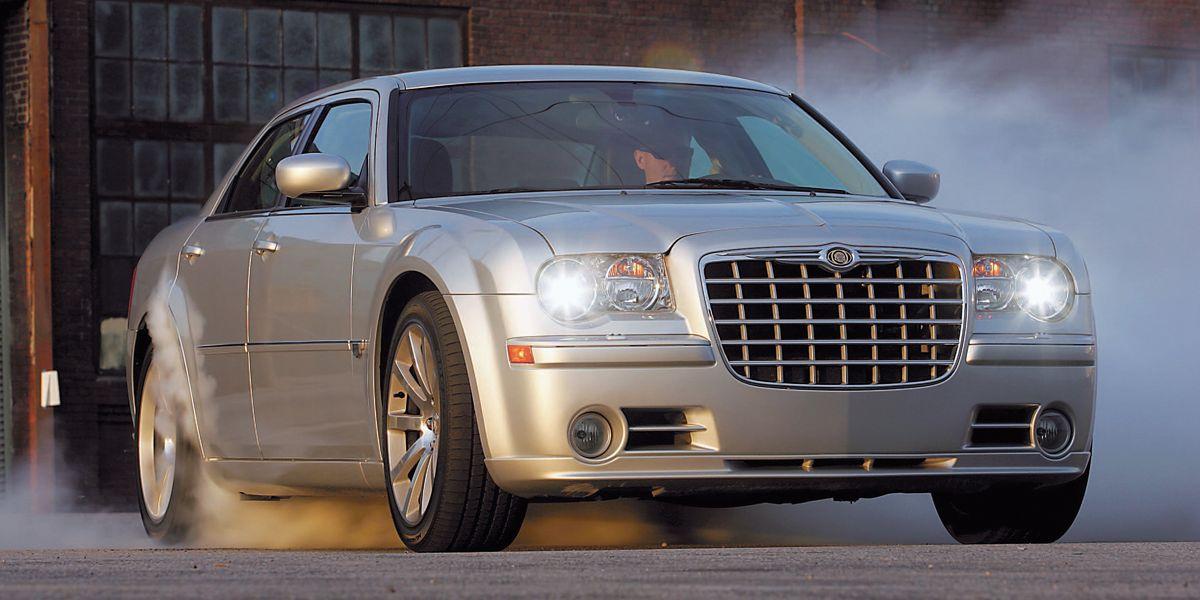Tested 2006 Chrysler 300c Srt8 Muscle Sedan Was Worth The Wait