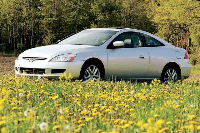 2004 honda accord coupe ex v 6